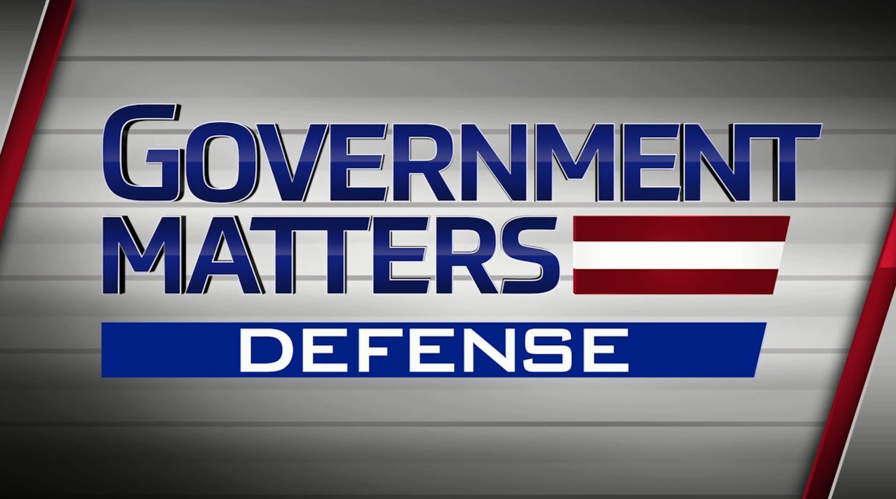 Government Matters Defense Moving to Wednesday at 8p & 11p