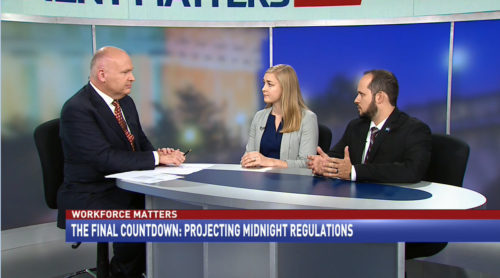 Workforce Matters The Final Countdown: Projecting Midnight Regulations