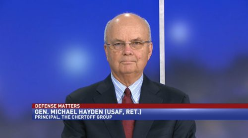 Defense Matters with Gen. Michael Hayden