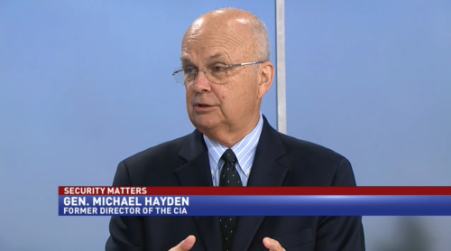 Security Matters with Gen. Michael Hayden