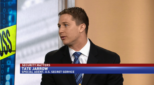 Security Matters with Tate Jarrow
