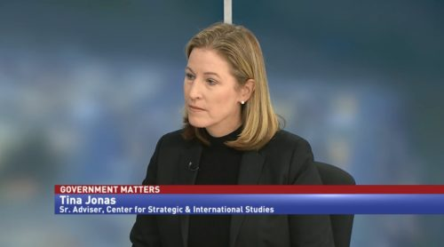 Government Matters with Tina Jonas