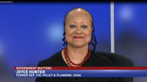 Government Matters with Joyce Hunter