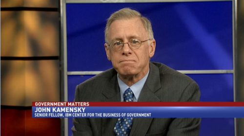 Government Matters with John Kamensky