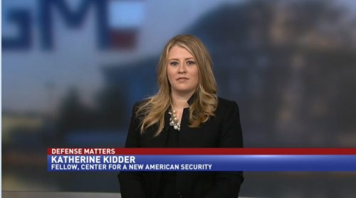 Defense Matters with Katherine Kidder