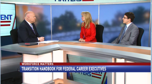 Workforce Matters Transition handbook for federal career executives