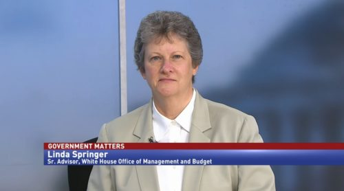 Government Matters with Linda Springer
