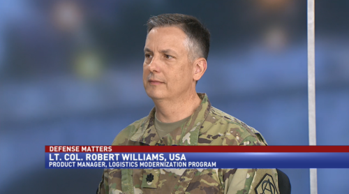 Defense Matters with Lt. Col. Robert Williams