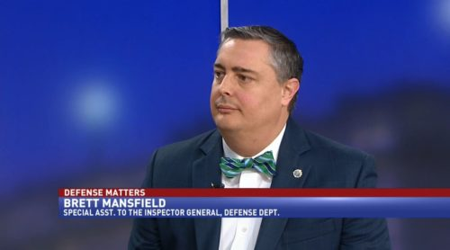 Defense Matters with Brett Mansfield