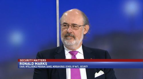 Security Matters with Ronald Marks