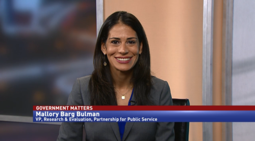 Government Matters with Mallory Barg Bulman