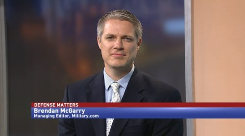Defense Matters with Brendan McGarry