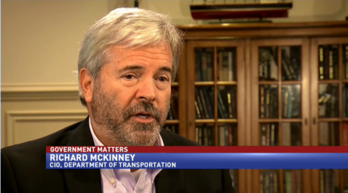 Government Matters with Richard McKinney
