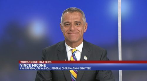 Workforce Matters with Vince Micone