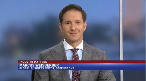 Industry Matters with Marcus Weisgerber