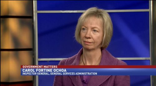 Government Matters with Carol Fortine Ochoa