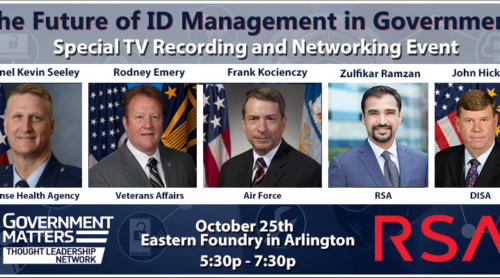 The Future of ID Management in Government