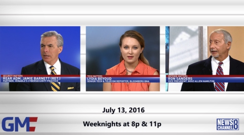 Government Matters July 13, 2016