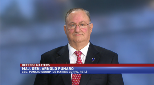 Defense Matters with Maj. Gen. Arnold Punaro