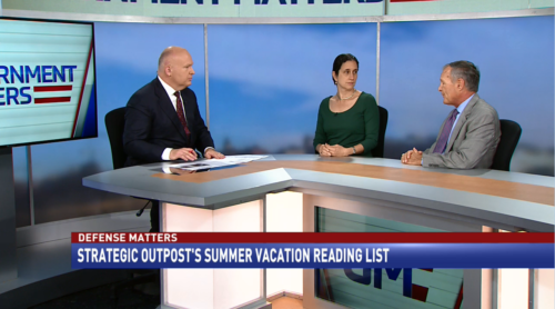 Defense Matters Strategic Outpost's summer vacation reading list