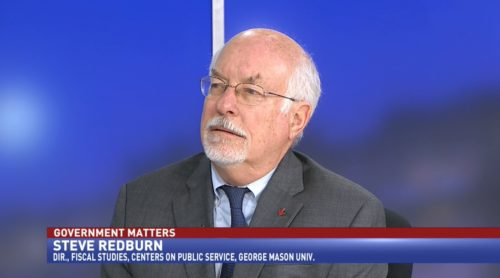 Government Matters with Steve Redburn