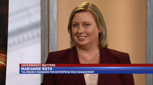 Government Matters with Marianne Roth