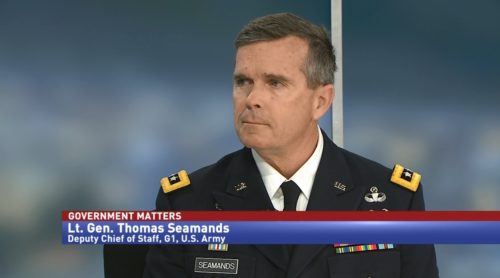Government Matters with Lt. Gen. Thomas Seamands