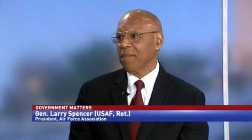Government Matters with Gen. Larry Spencer