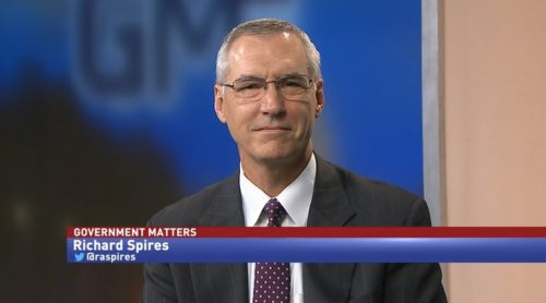 Government Matters with Richard Spires