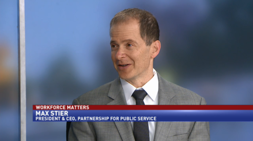 Workforce Matters with Max Stier