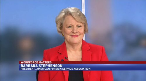Workforce Matters with Barbara Stephenson