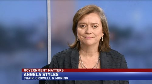 Government Matters with Angela Styles