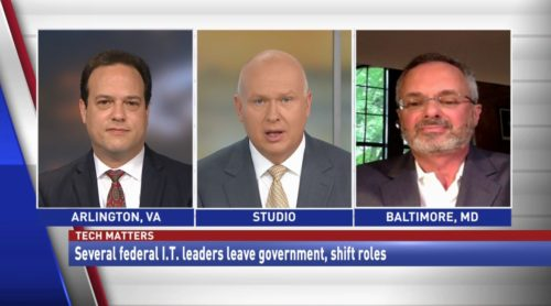 Tech Matters Several federal I.T. leaders leave government, shift roles
