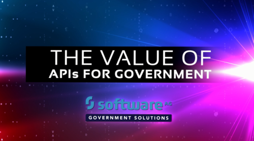 The Value of APIs for Government