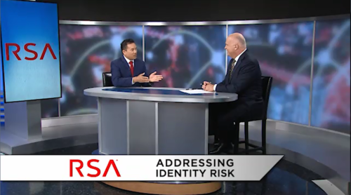 RSA Addressing Identity Risk