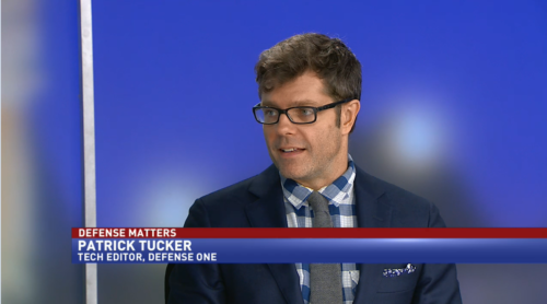 Defense Matters with Patrick Tucker