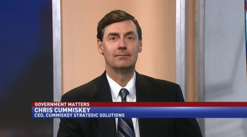 Government Matters with Chris Cummiskey