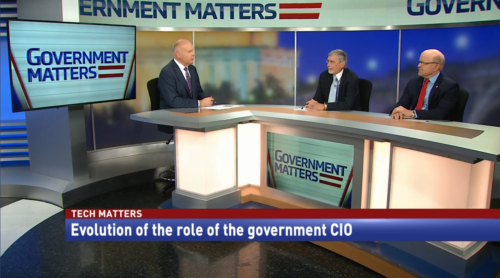 Tech Matters Evolution of the role of the government CIO