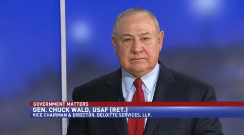 Government Matters with Gen. Chuck Wald