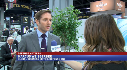 Defense Matters with Marcus Weisgerber