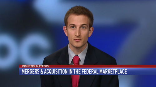 Industry Matters Mergers & Acquisitions in the Federal Marketplace