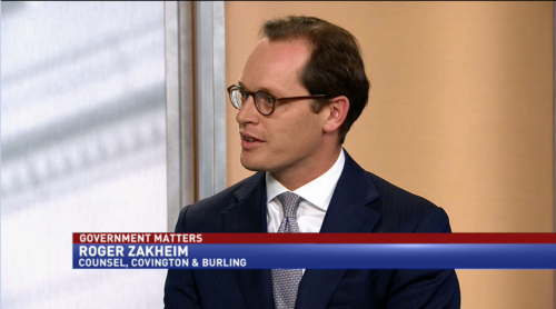 Government Matters with Roger Zakheim