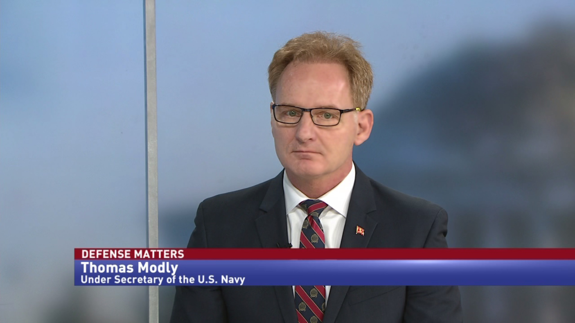 Navy reorganization aims to modernize business operations
