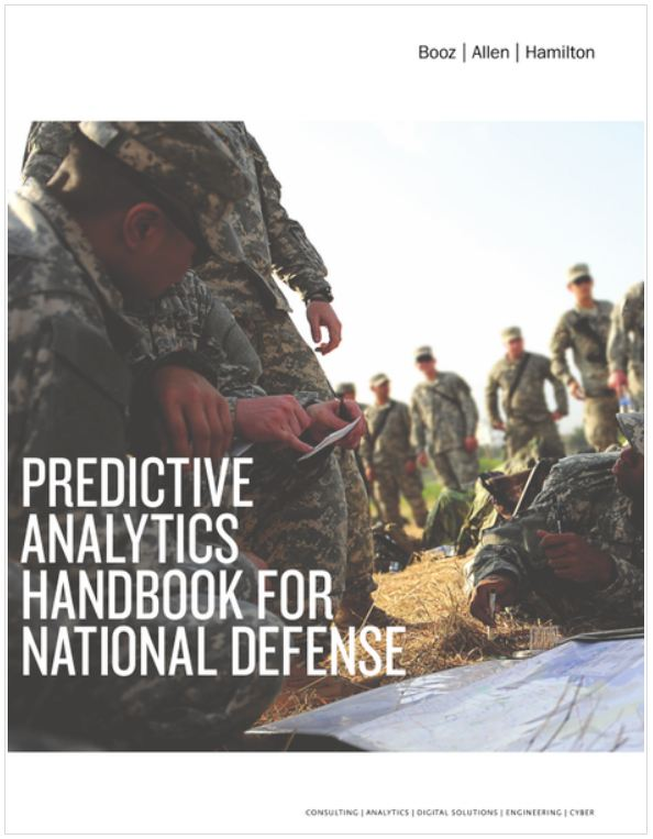 Predictive Analytics Handbook for National Defense