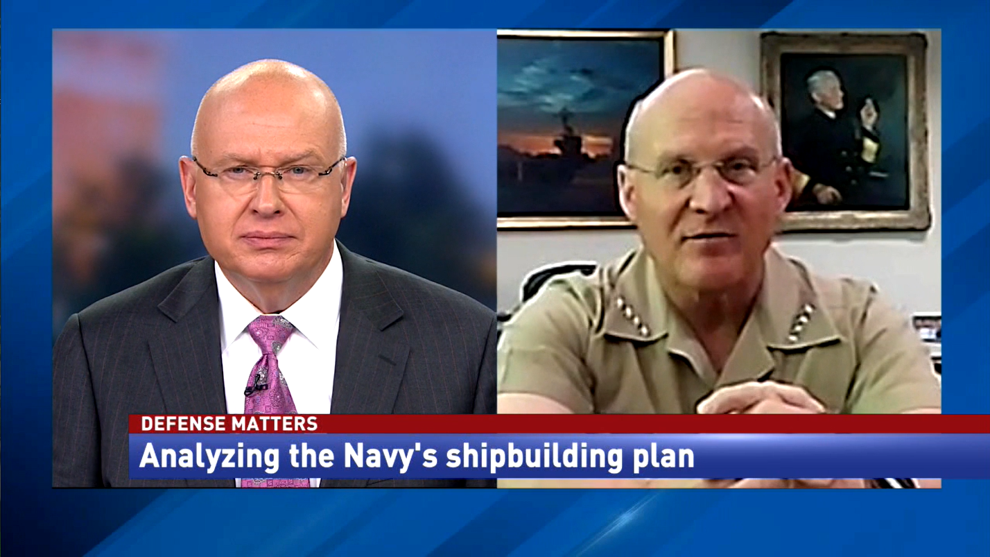Navy must balance budget across three major areas, says Chief of Naval Operations